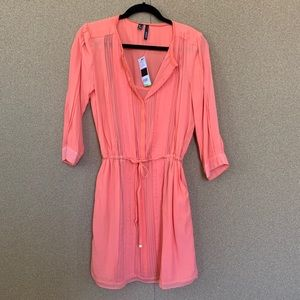 Mango Shirt dress w. Pockets